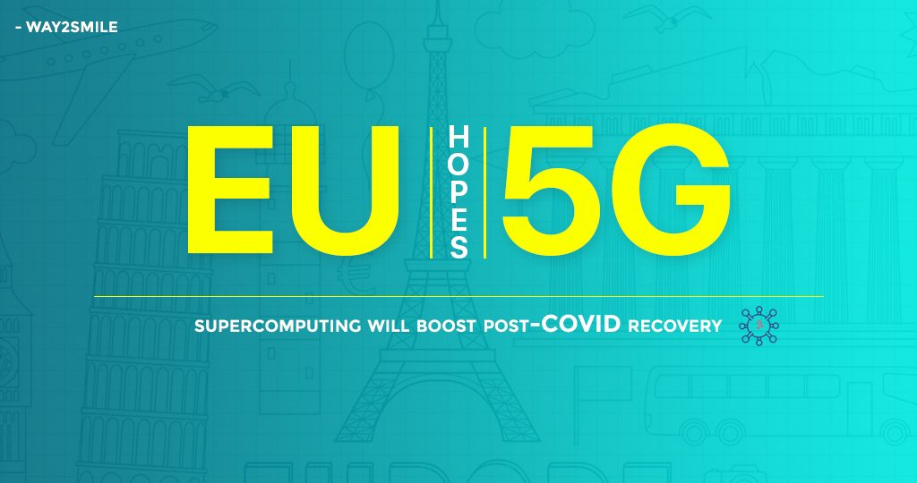 EU hopes 5G, supercomputing will boost post-COVID recovery