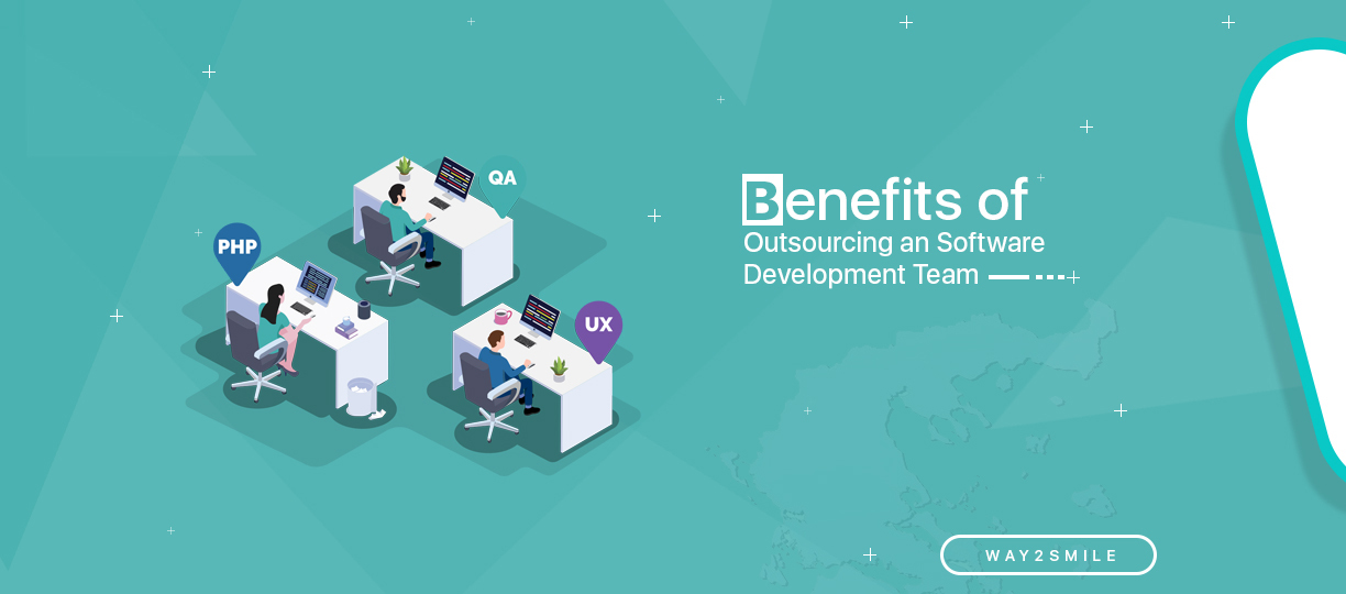 The benefits of outsourcing an software development team for your project from Greece
